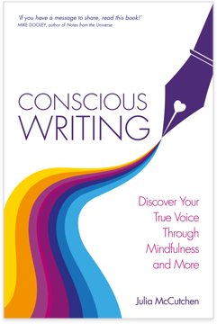 Image of conscious writing book covef