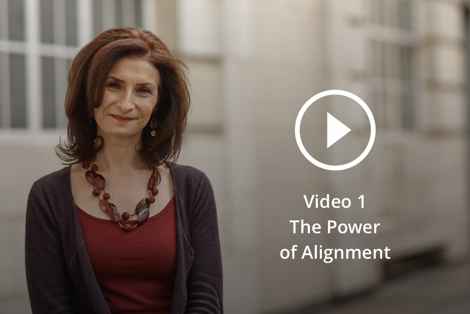 Julia McCutchen - The Power of Alignment